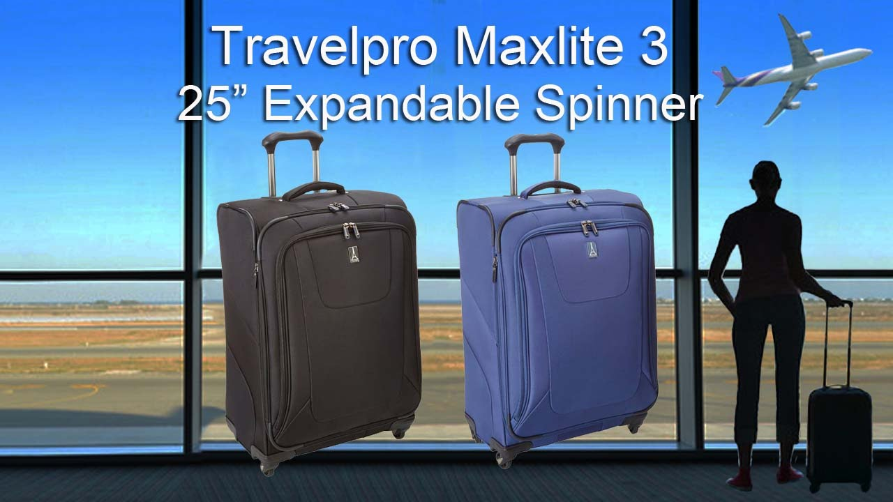 a6f900219 Review Best Price Travelpro Maxlite 3 25