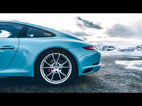 Racing PORSCHES through ITALY!! Testing out the Olympus E-M1 MK2