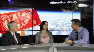 Kitkat: Kit Kat In Space - The Team That Made It Happen!