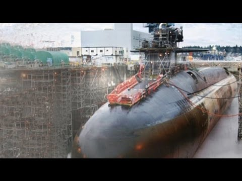 Accident at nuclear submarine construction site, 1 dead