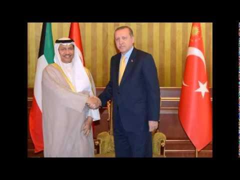 Erdoğan calls for Kuwaiti cooperation on construction, banking