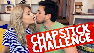 CHAPSTICK CHALLENGE // Grace Helbig