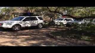 Kingsley Holgate Foundation Izintaba Zobombo Expedition End Function at Ghost Mountain Inn Mkuze