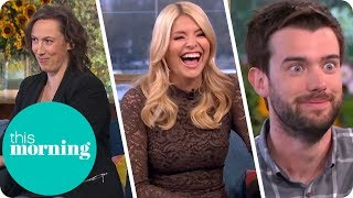 Comedians Cracking Jokes | This Morning