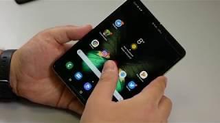 ОБЗОР | Samsung Galaxy Fold - эргономика