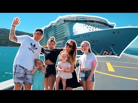 WORLD'S 2ND LARGEST CRUISE SHIP FAMILY HOLIDAY – HARMONY OF THE SEAS