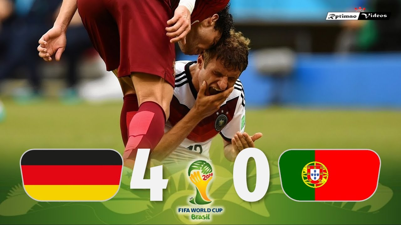 Download Germany 4 x 0 Portugal ● 2014 World Cup Extended Goals & Highlights HD