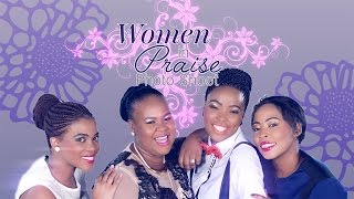 Women In Praise photoshoot - Behind the scenes