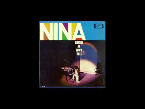 #22 - Nina Simone - Live At Town Hall (1959)
