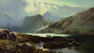 Пейзажи английского художника Sidney Richard Percy Версия 1