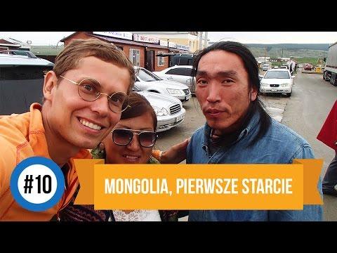 #10 Autostopem i hulajnogą z Podlasia do Chin - Mongolia, pierwsze starcie