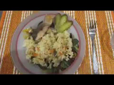 Очищение организма рисом: 4 эффективнх методики
