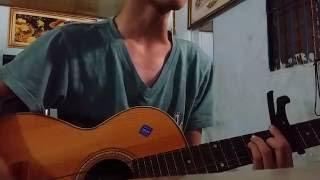 Tự yêu chính mình - Thế giới thứ 4 guitar cover