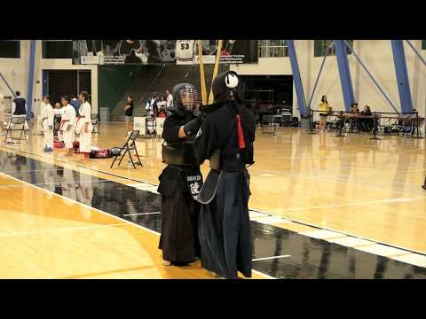 Kendo 2017 Nikkei Games 3 Dan Division: Round Robin 16