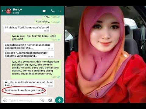 Chat WhatsApp Bikin Sedih Dan Nangis Perjuangan Seorang Pria Yang Sia Sia