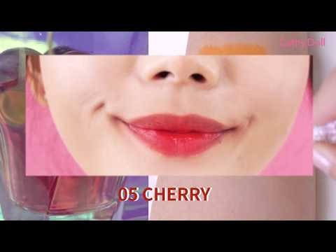 SWEET AQUA TINT for Luscious Lips Ever