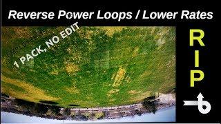 GepRC Elegant     Reverse Power Loops / Lower Rates