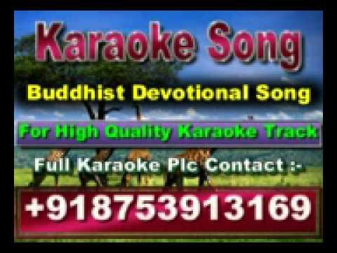 Amritavani Hi Buddhachi Karaoke Buddhist Devotional Song Pushpa Pagdhare