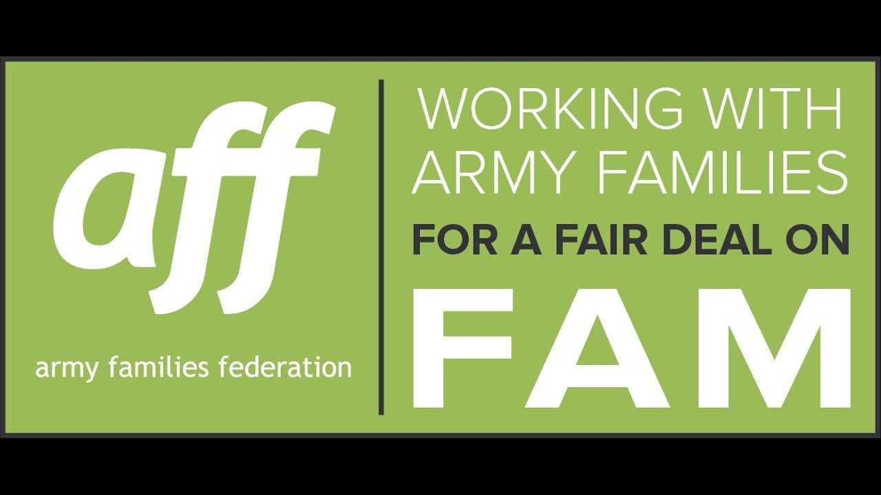 Future Accommodation Model (FAM) - Army Families Federation