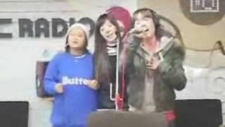 Jessica - Because I'm a girl (KISS) @ Shimshimtapa Feb01.2008 GIRLS' GENERATION Live