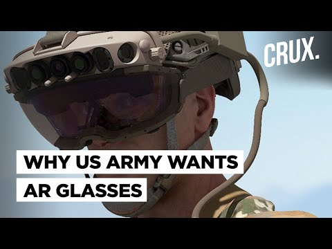 Why US Army Is Paying Microsoft $22 Billion For Hololens, Its Augmented Reality Headsets