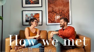 Engaged After Three Weeks | How We Met | From Our Article Sofa