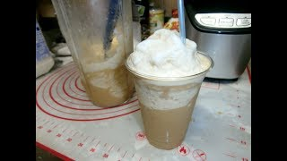אייס קפה מרענן טעים מהיר וקל הכנה