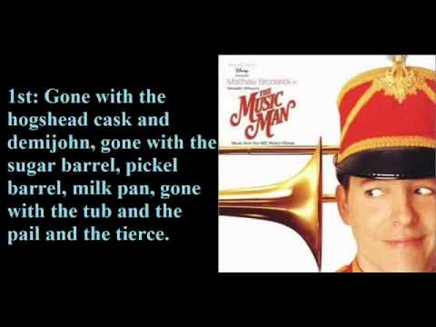 Rock Island-The Music Man