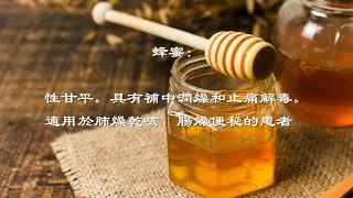 柳博士健康讲堂(6):药食同源的中药材
