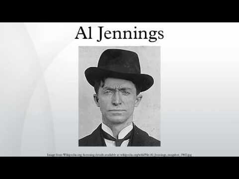 Random Movie Pick - Al Jennings YouTube Trailer