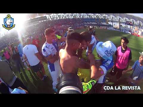 Definición a Penales CDA vs Curico /Copa Chile