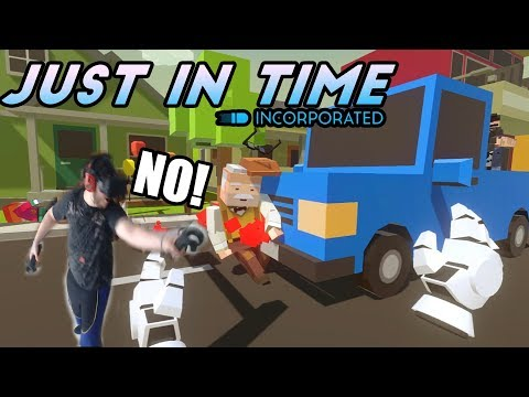 SALVANDO GENTE EN REALIDAD VIRTUAL | JUST IN TIME INCORPORATED VR