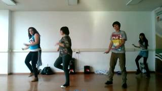 ICDU Dance Practice- The Baddest Female CL Thumbnail