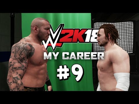 WWE 2K18 MY CAREER #9 FORMING AN ALLIANCE
