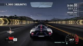 NFS:Hot Pursuit   One of Five 2:16.99   World Record