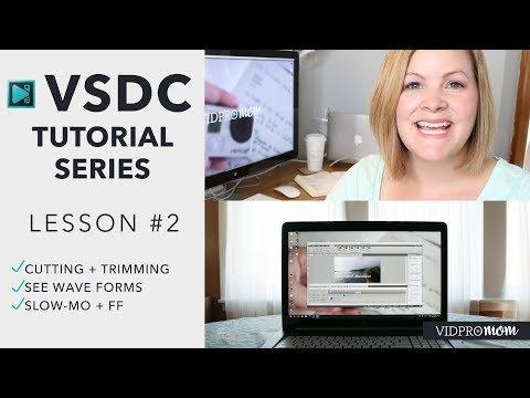 VSDC Video Editor – How to Trim and Split Clips with VSDC [2/3]
