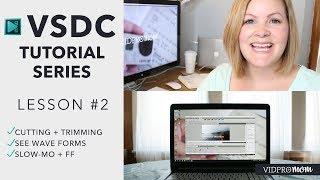 VSDC ile Klipleri ve Split Nasıl [2/3]VSDC Video Editor