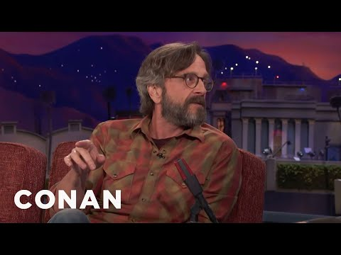 Marc Maron Watched Meryl Streep Eat Cheese  - CONAN on TBS