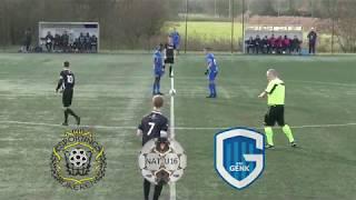 Nat. Elite U16 - Sporting Lokeren - K. RC. Genk -  Samenvatting