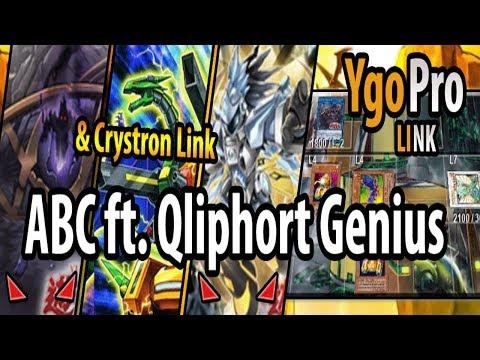 ABC ft. Qliphort Genius (& Crystron Needlefiber shenanigans) - YgoPro