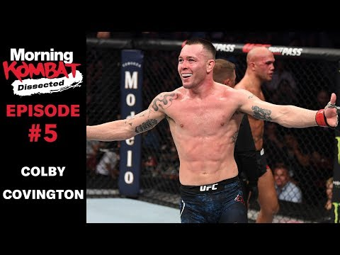 Colby Covington & Kamaru Usman Analysis After Lawler Win | MORNING KOMBAT: DISSECTED | Ep. 5
