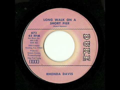 Rhonda Davis  Long Walk On A Short Pier Duke