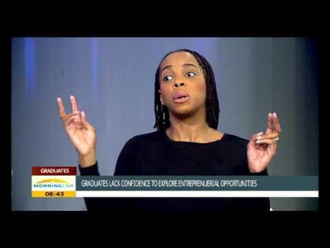Survey show SA graduates are unconfident to explore entrepreneurship