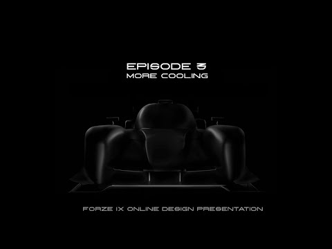 Episode 3: Forze IX Design | More cooling