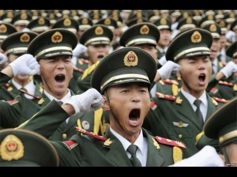 China Enters Syrian Civil War On The Government