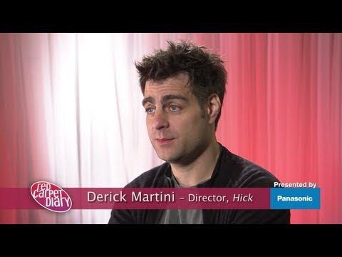 Derick Martini of 'Hick' at the Toronto Film Festival 2011