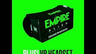 Bauer Media's Empire magazine produces limited edition virtual reality issue