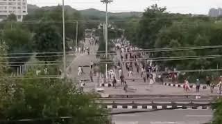 पंजाब-हरियाणा में डेरा समर्थकों का तांडव, 30 की मौत, कई जिलों में कर्फ्यू