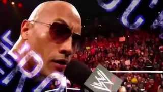 WWE The Rock Theme Song 2013