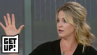 Michelle Beadle calls out NFL owners: 'You don't care' | Get Up! | ESPN